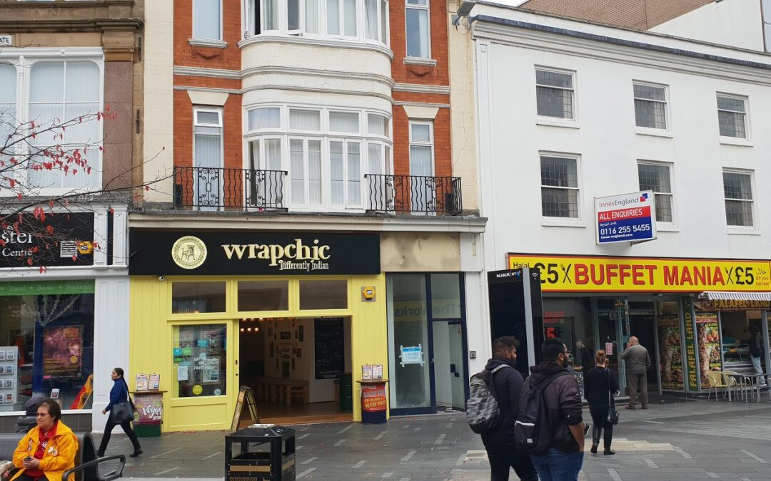 49 Gallowtree Gate  – Leicester