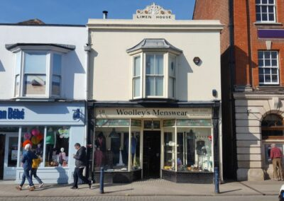 Leasehold property in Whitstable Kent