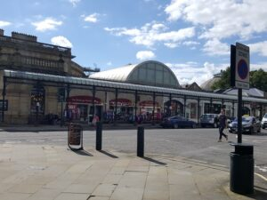 Leasehold property in Buxton Derbyshire