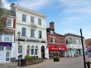 Leasehold property in Banbury Oxfordshire