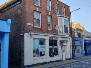 Leasehold property in Deal Kent